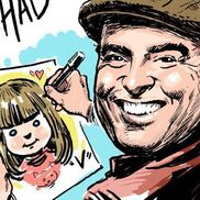 Longmont, CO Caricaturist | '5 Fun Minutes' Caricatures By Chad Straka