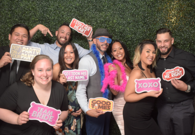 Live Prints LED Photo booths and More
