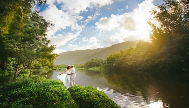 Destination Wedding in Kailua-Kona Hawaii