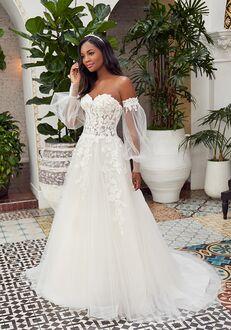 Beloved by Casablanca Bridal BL352 Dayna A-Line Wedding Dress