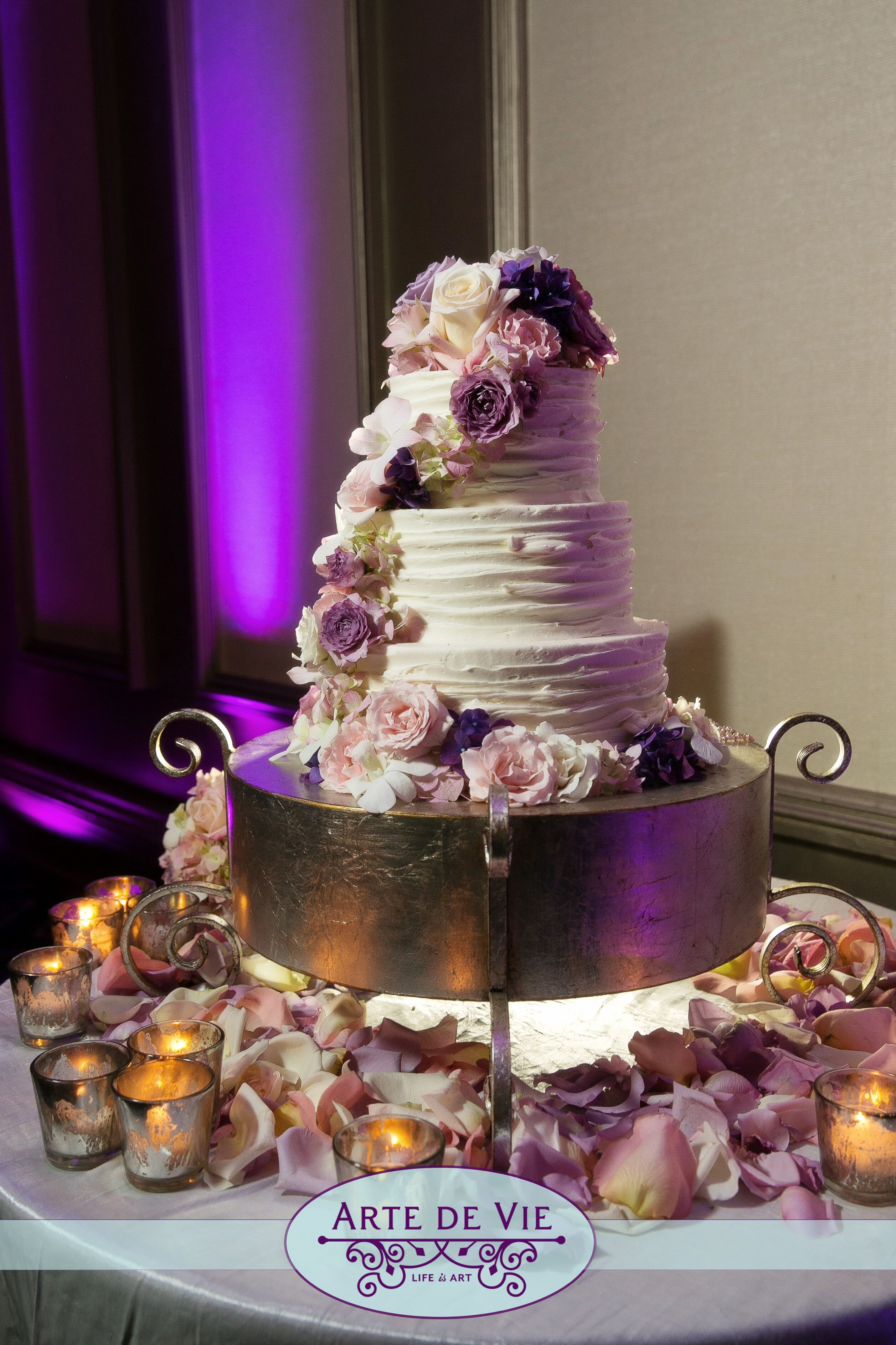 Bittersweet Confections Wedding Cakes New Orleans La