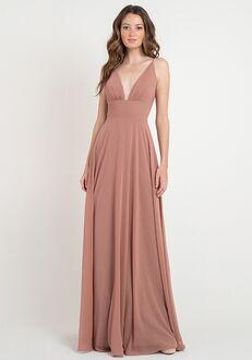 Jenny Yoo Collection (Maids) Brady Bridesmaid Dress