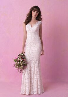 Allure Romance 3165 Sheath Wedding Dress