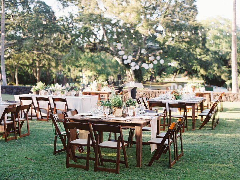 Beautiful Wedding Reception Venue