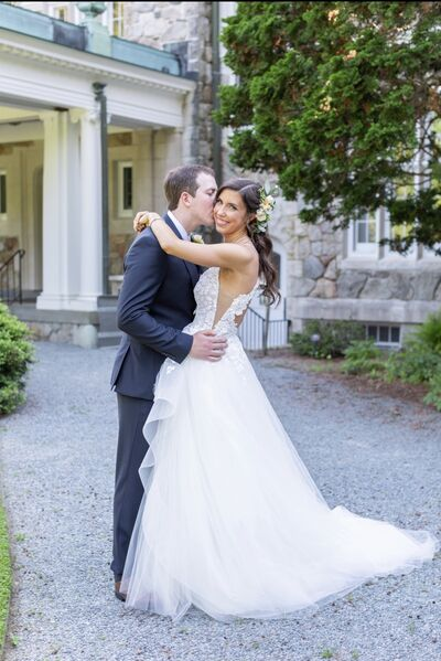 Blushing Bride RI