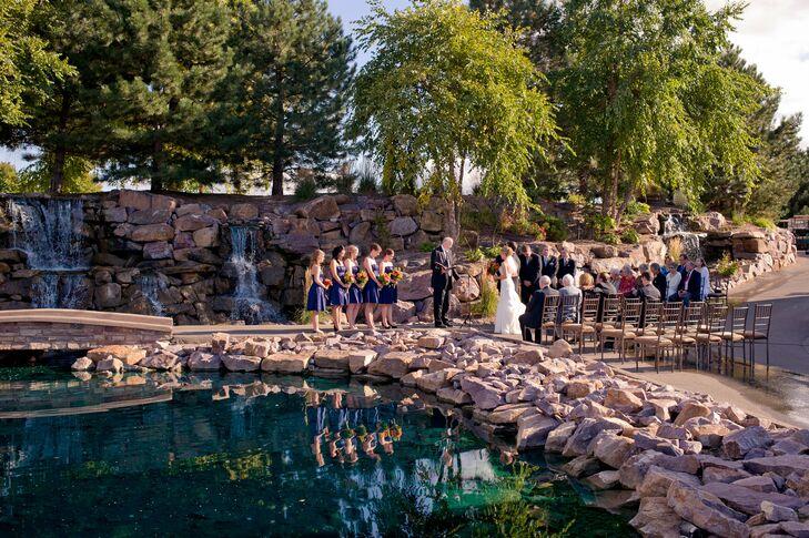 Stonebrooke Golf Club Wedding Ceremony