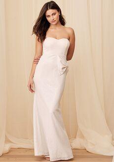 Lulus Everlasting Joy White Sequin Strapless Mermaid Maxi Dress Mermaid Wedding Dress
