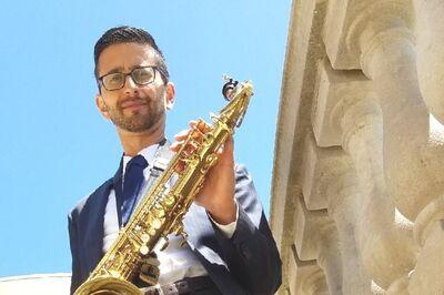 Brian Pierini, Saxophone