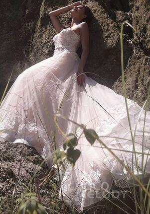 CocoMelody Wedding Dresses LD5056 A-Line Wedding Dress
