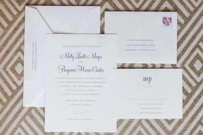 NJS Invitations& Stationery | Invitations + Paper Goods