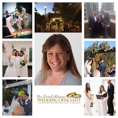 Rev. Sarah Gutmann Long Island Wedding Officiant