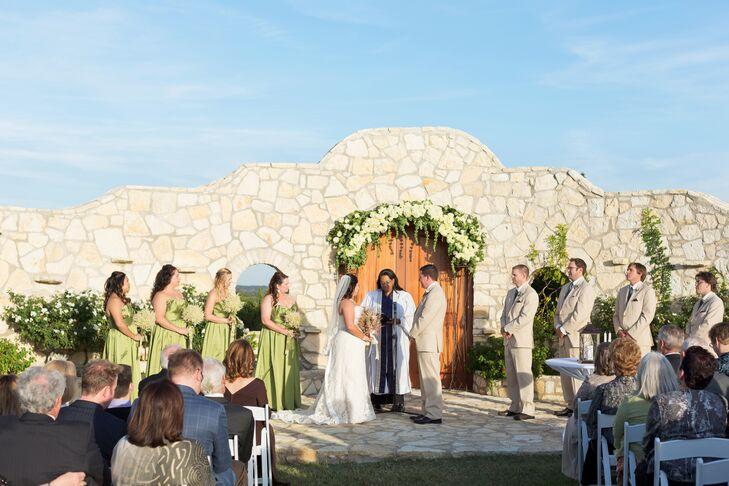 Rancho Mirando Wedding Ceremony