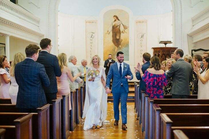 Traditional Recessional at Redeemer Presbyterian Church in Greenville County, South Carolina