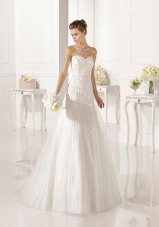 Adriana Alier Zante A-Line Wedding Dress