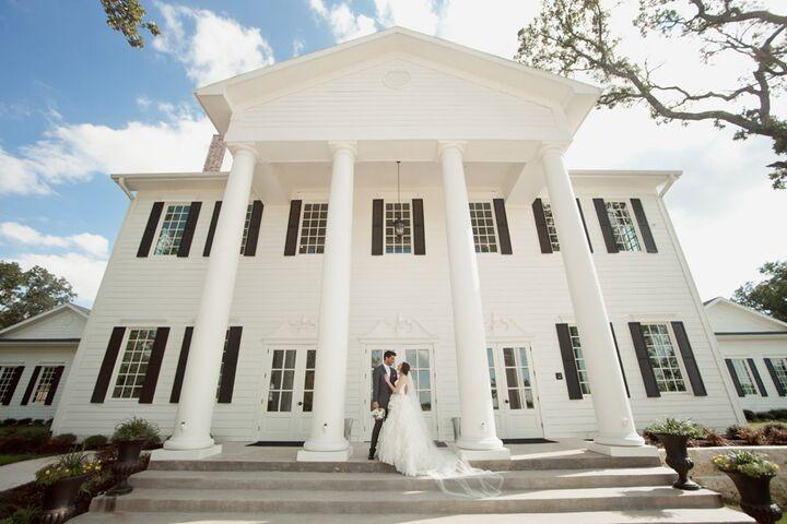 Wedding reception venues in dallas tx the knot the milestone denton mansion aubrey mansion barn junglespirit Choice Image