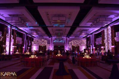 Karma Event Lighting & AV Services