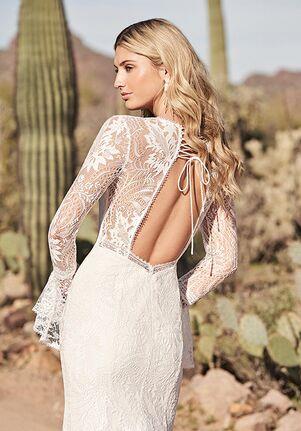 Lillian West 66169 A-Line Wedding Dress