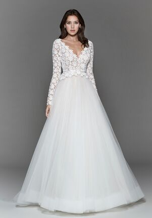Tara Keely by Lazaro 2700 Ball Gown Wedding Dress