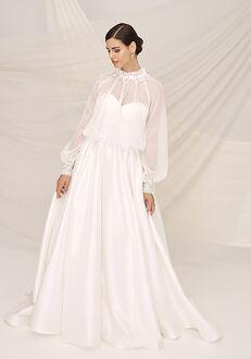 Justin Alexander Signature Perissa Ball Gown Wedding Dress
