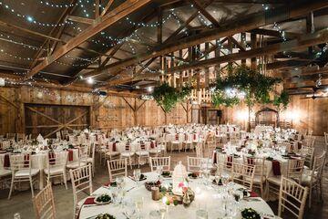 Jorgensen Historic Barn Reception Venues The Knot