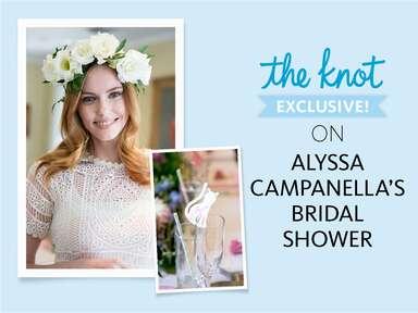 Alyssa Campanella's Bridal Shower