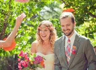 The Bride Lisa Cornwell, 31, a freelance designer The Groom Max Vorlop, 30, senior designer with O'Neill The Date July 9  Lisa and Max wanted their we