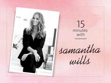 jewelry designer Samantha Wills