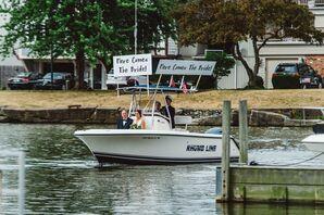 Bridal Boat Entrance