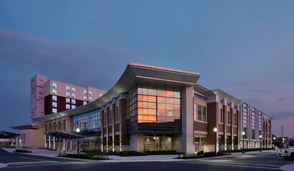 The Lawrenceburg Event Center And Doubletree By Hilton