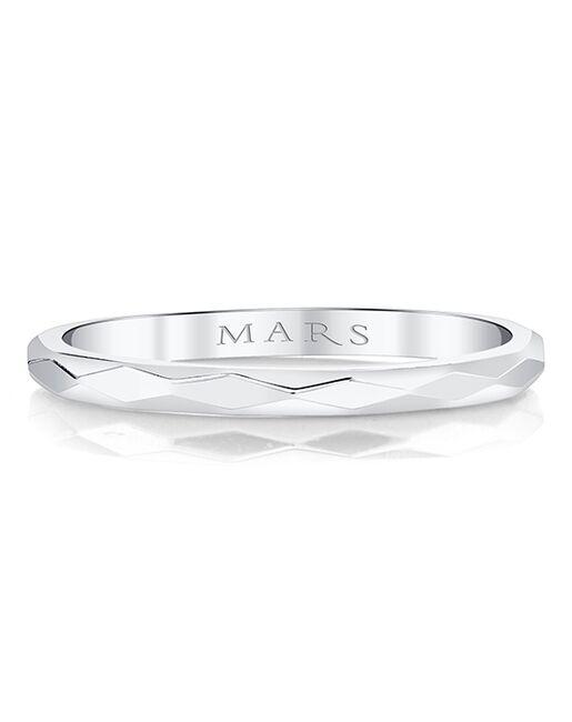MARS Fine Jewelry MARS Jewelry 27249 Wedding Band Gold, Rose Gold, White Gold Wedding Ring