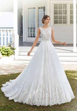 Rosa Clará COCCO Ball Gown Wedding Dress