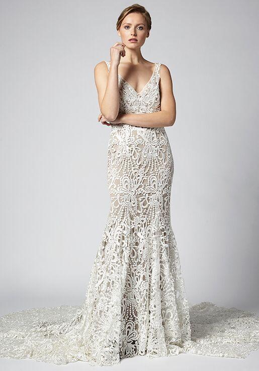 Henry Roth For Kleinfeld Evolution Wedding Dress