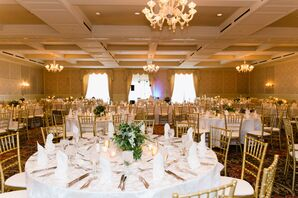 Classic Royal Park Hotel Ballroom Reception