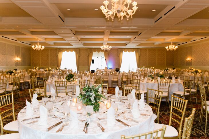 Classic Royal Park Hotel Ballroom Reception