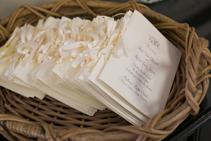 A Classic Wedding At Forsyth Country Club In Winston Salem