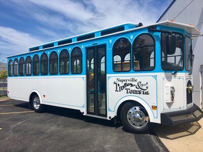 Naperville Trolley & Tours, Ltd.
