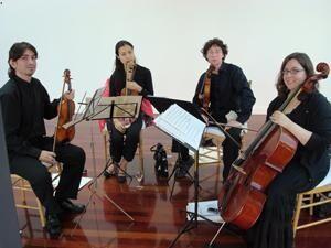 Juniper String Ensemble - Sascha Groschang
