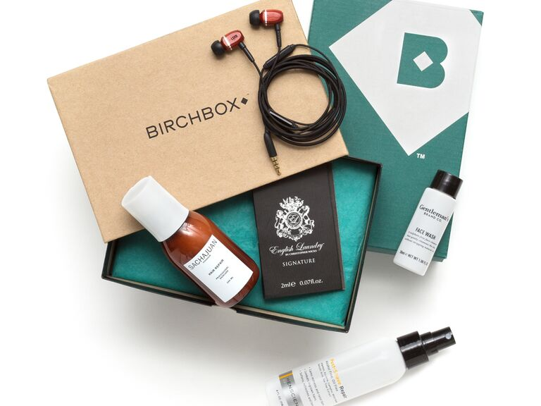 Birchbox for men box