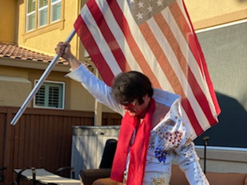 Johnny Reno - The Sacramento King - Elvis Impersonator - Sacramento, CA