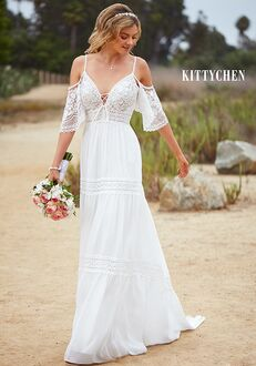 KITTYCHEN ALMA, H1973 Sheath Wedding Dress