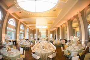 Calhoun Beach Club Ballroom Reception