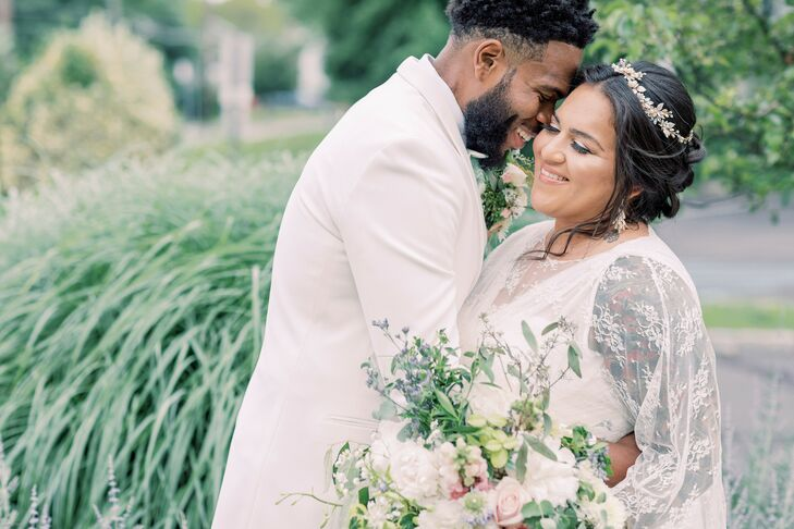 Wedding Portraits in Cherry Hill, New Jersey