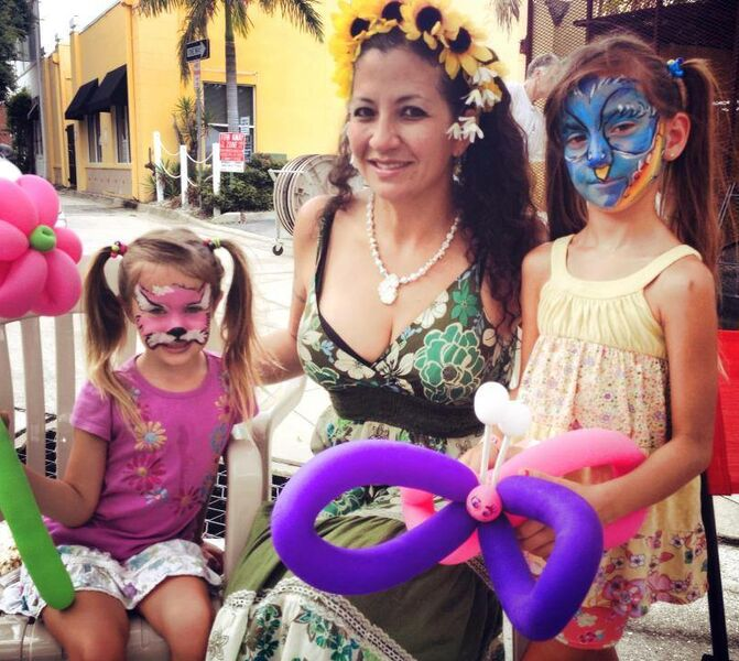 Gigi - Face Painter - Melbourne, FL