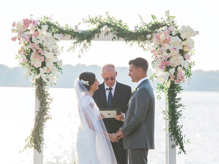 Traditional wedding vows from various religions vow exchange ceremony junglespirit Images