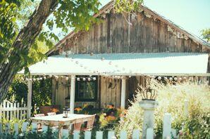 Rustic and Vintage Wedding Venue
