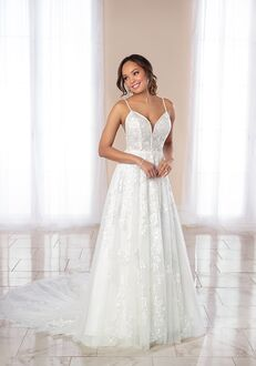Stella York 7065 A-Line Wedding Dress