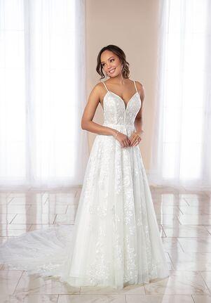 Stella York 7065 A-Line Wedding Dress
