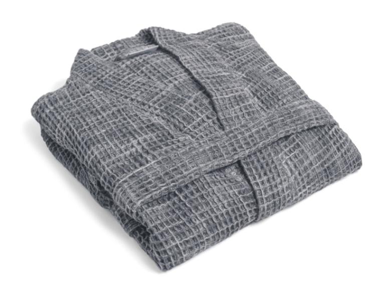 Parachute waffle robe