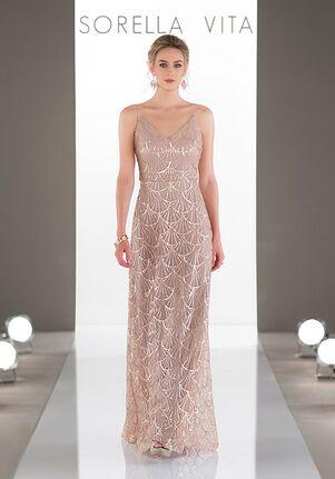 Sorella Vita 9086 V-Neck Bridesmaid Dress