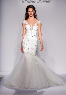Pnina Tornai for Kleinfeld 4455 Mermaid Wedding Dress